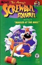 Screwball Squirrel (C)
