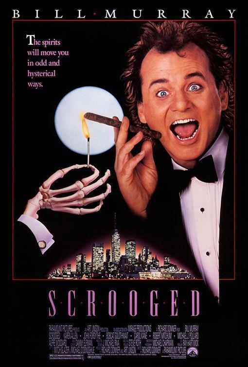 Últimas películas que has visto (las votaciones de la liga en el primer post) - Página 20 Scrooged-510306090-large