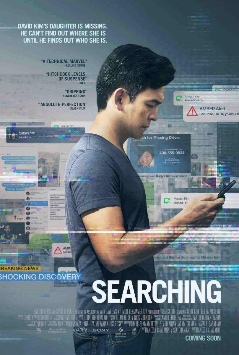 Buscando… [2018][Latino][1080p][MEGA]