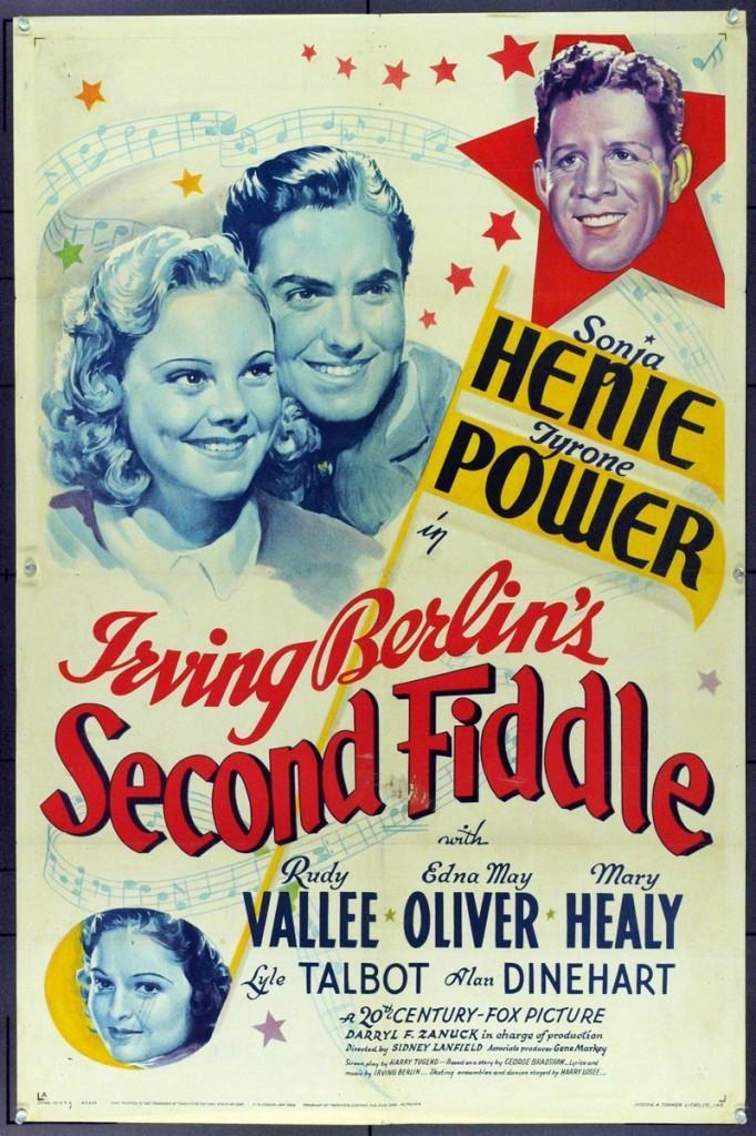 Second Fiddle 1939 Filmaffinity