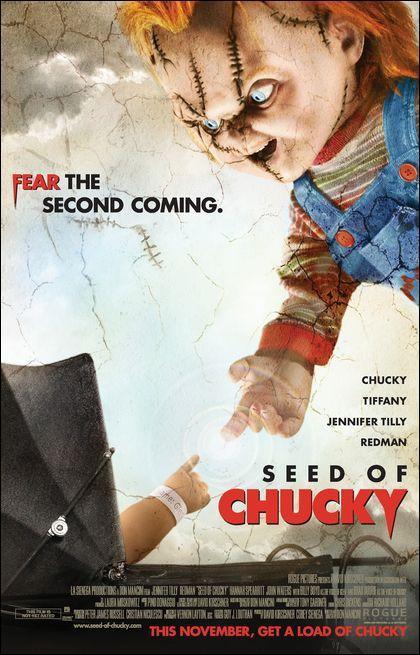 El hijo de Chucky (2004) ()