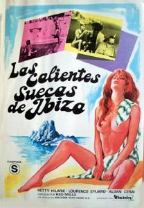 Seis calientes suecas en Ibiza