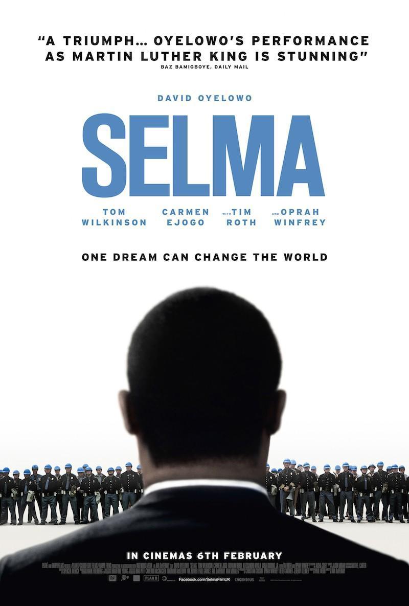 Selma: El poder de un sueño (2014) Full HD MEGA ()