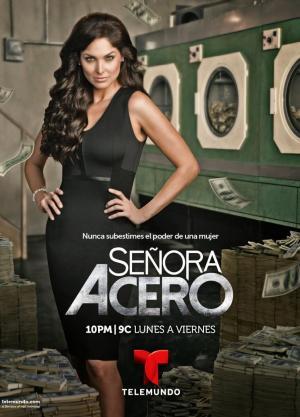 Señora Acero Temporada 1  HDTV 720p  Español Latino