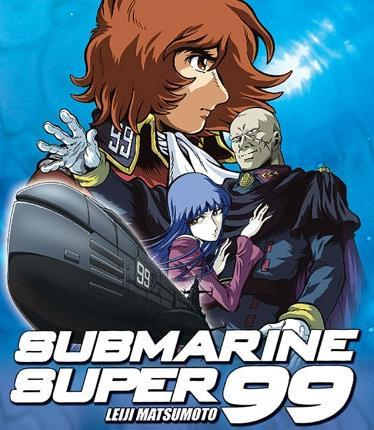 Submarine Super 99 Anime Completo Latino Por Mega