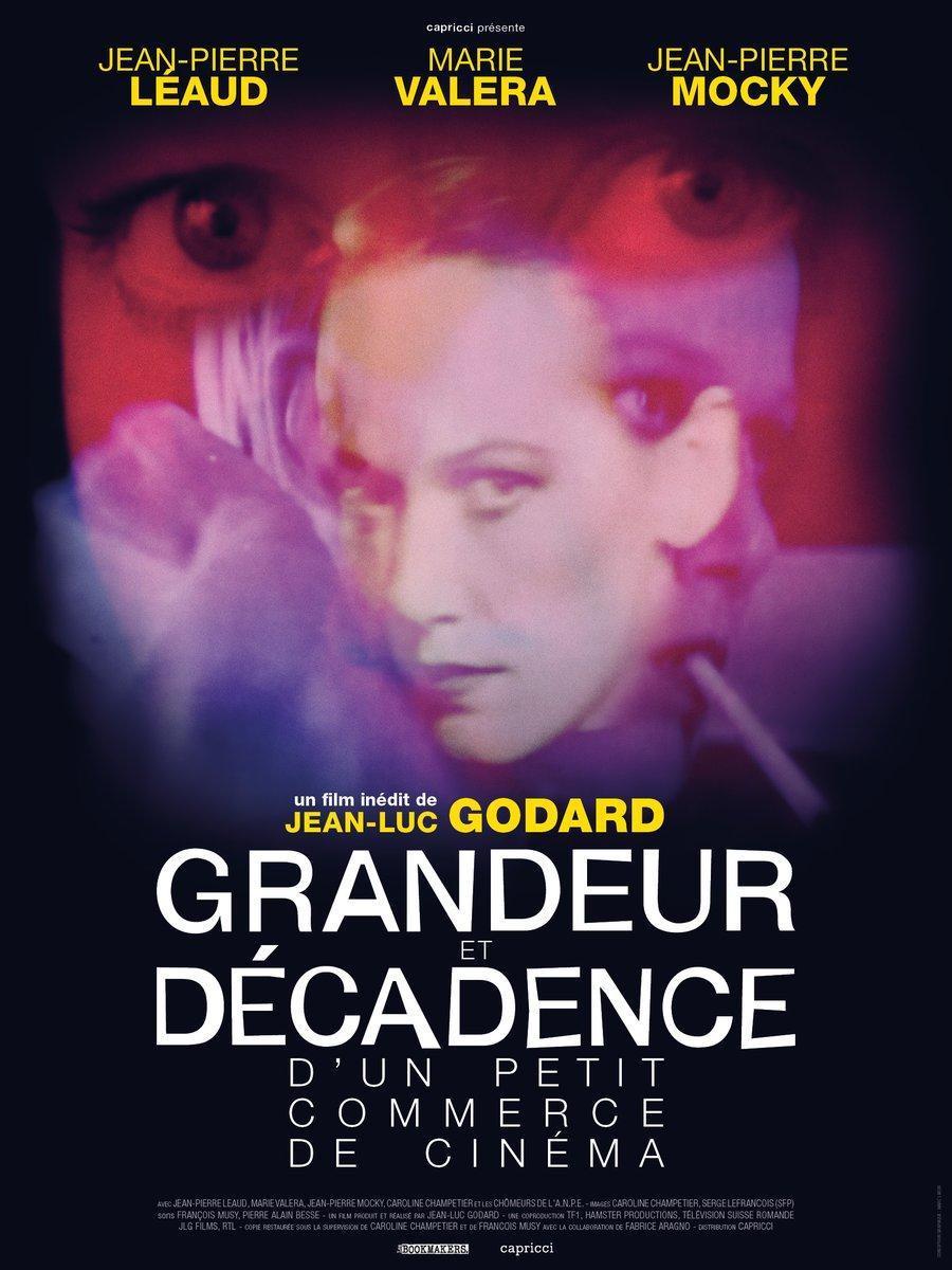 Série Noire Grandeur Et Décadence Dun Petit Commerce De Cinéma Tv