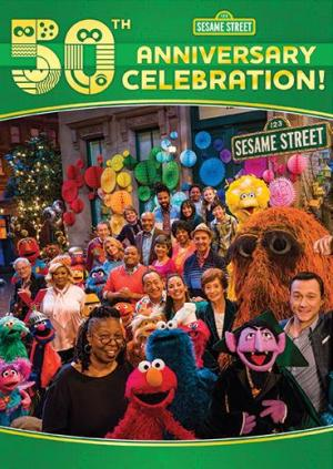 Sesame Street's 50th Anniversary Celebration (TV)