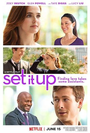 Set It Up: El plan imperfecto (2018) [BRRip] [1080p] [Full HD] [Castellano] [1 Link] [MEGA] [GDrive]