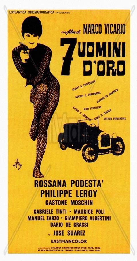 Armando Trovaioli - 7 Volte 7 (Colonna Sonora Originale Del Film)