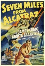 A siete millas de Alcatraz