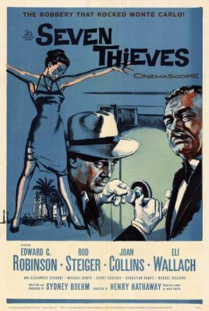 Siete ladrones