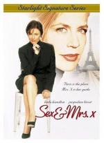 Sex & Mrs. X (TV)