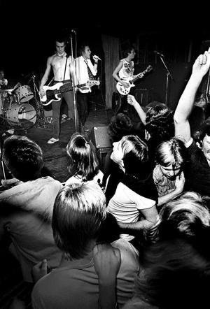 Sex Pistols: Live in Stockholm 1977 (C)