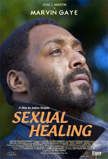 Marvin gaye sexualing healing year