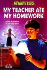 Shadow Zone: My Teacher Ate My Homework
