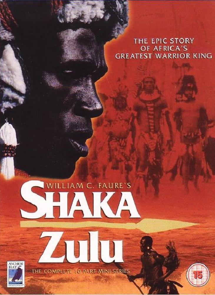 Shaka Zulu (TV) (1986) - FilmAffinity