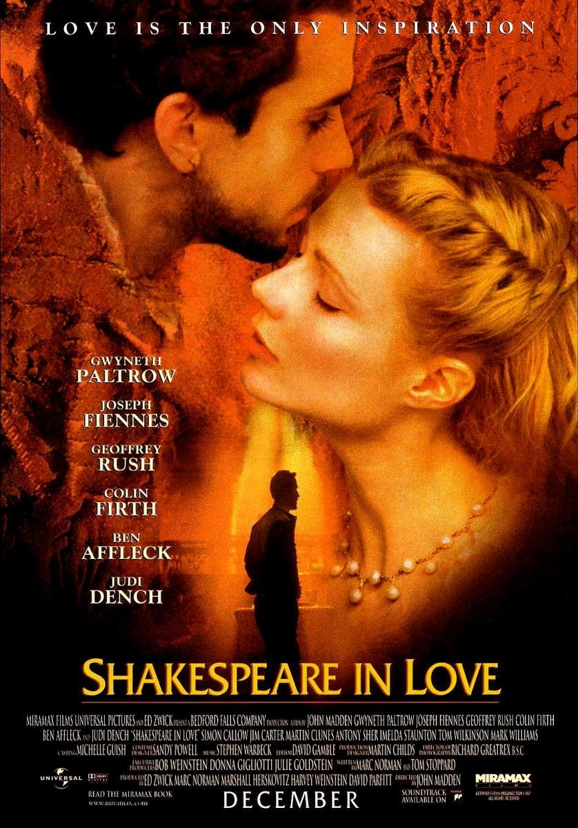 Movie Shakespeare In Love