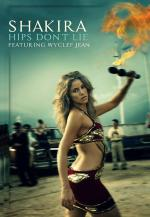 Shakira Feat. Wyclef Jean: Hips Don't Lie (Vídeo musical)