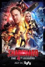 Sharknado: Que la 4ª te acompañe (TV)
