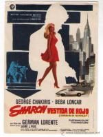 Sharon In Scarlet