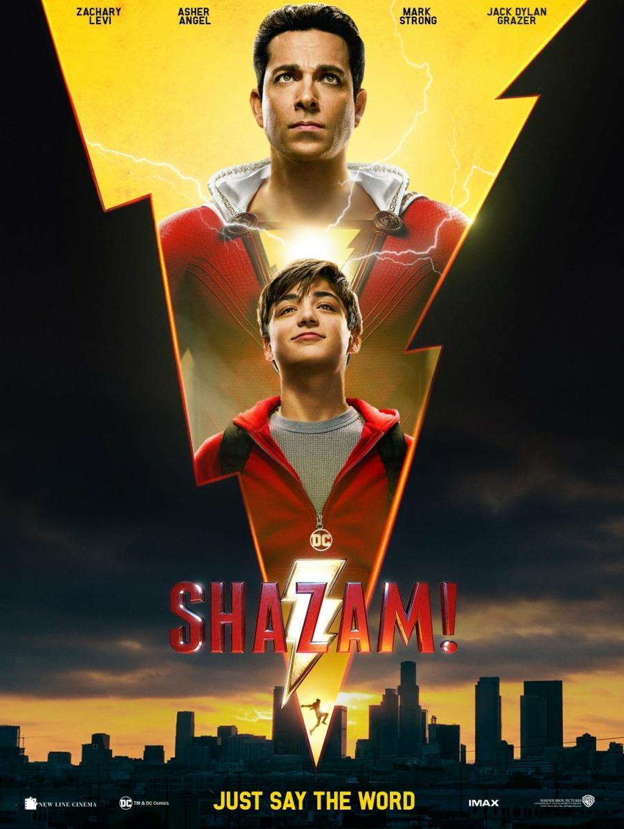 ¡Shazam! (2019) HD 720p Latino – Ingles