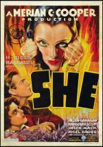 She, la diosa del fuego