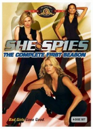 She Spies (TV Series) (TV Series)