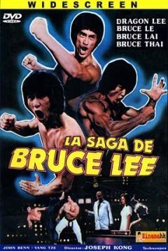 La saga de Bruce Lee