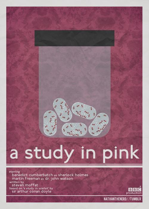 A study in pink streaming