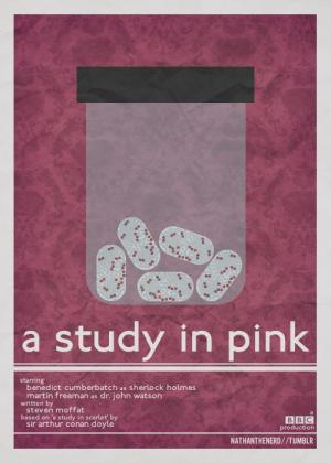 Sherlock: Estudio en rosa (TV)