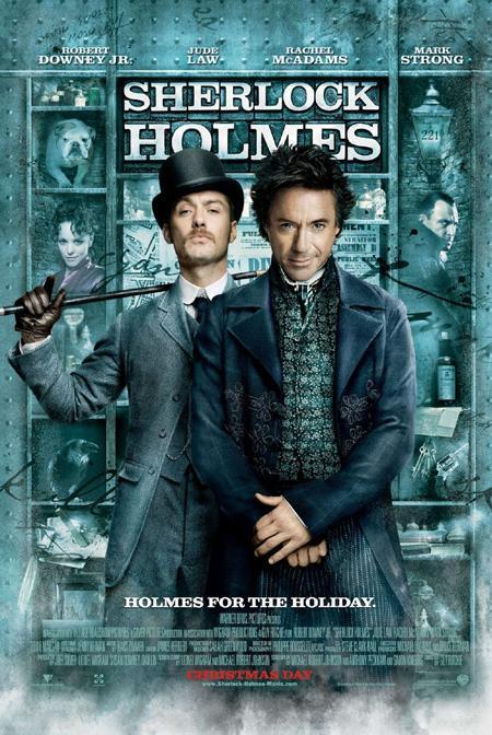 Sherlock Holmes [2009][Es Latino][1080p][MG y GD]