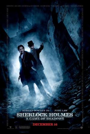 Sherlock Holmes: Juego de Sombras (Sherlock Holmes 2)