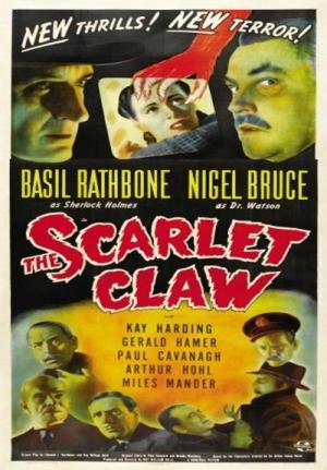 Sherlock Holmes and the Scarlet Claw