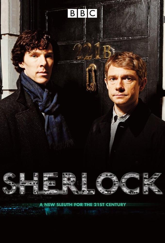 Sherlock [Serie de TV] – [2010], [720p] [Latino-Ingles] [MEGA]
