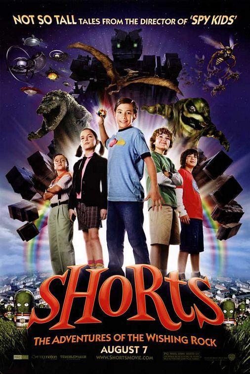 Shorts La piedra magica Latino [1080p] [Español-Ingles] [GD]
