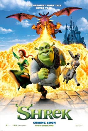 póster de Shrek