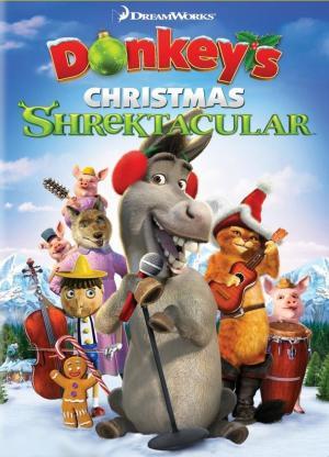 Shrek: Donkey's Christmas Shrektacular (AKA Donkey's Caroling Christmas-tacular) (C)