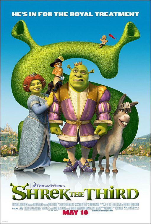 Shrek tercero (2007) 1 LINK HD Zippyshare ()