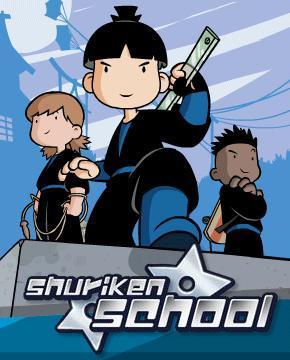 Shuriken school serie de tv 2006 filmaffinity - Shuriken school ...