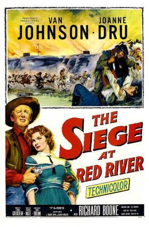 Asedio en Río Rojo
