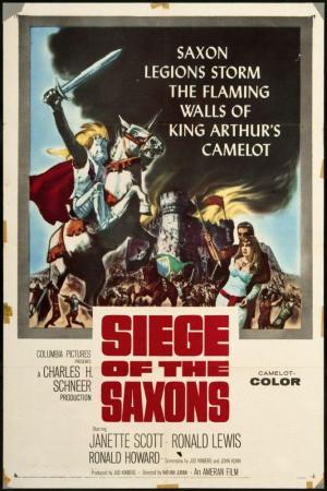 El asedio de los sajones