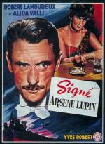 Signed, Arsene Lupin