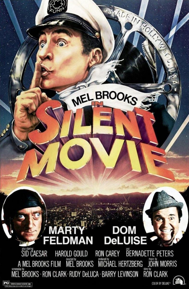 Últimas películas que has visto (las votaciones de la liga en el primer post) - Página 13 Silent_movie-786498031-large