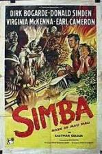 Simba, la lucha contra el Mau-Mau