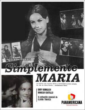Simplemente María (Serie de TV)