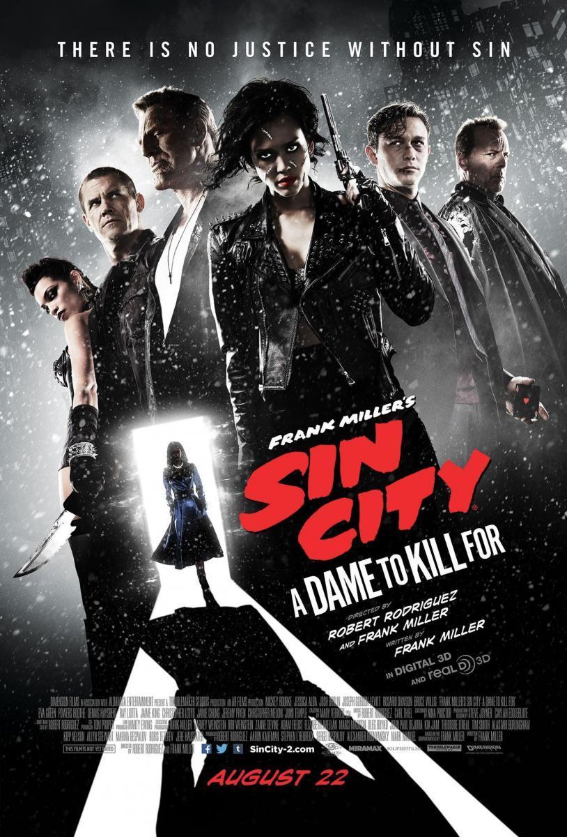 Sin City 2: Una dama por la cual mataría (2014)