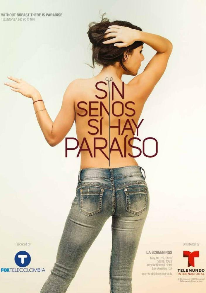 Sin senos sí hay paraíso 1 Temporada [720p] [Latino] [MEGA]