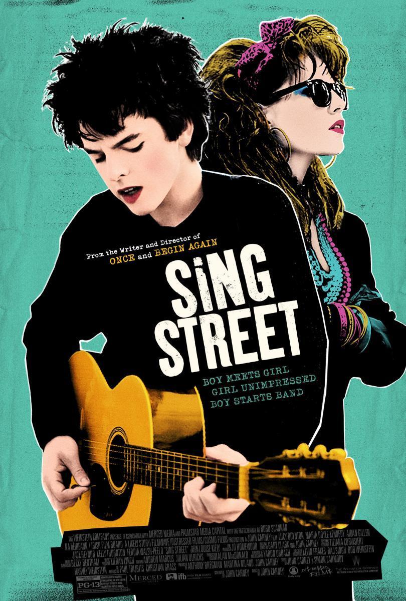 Sing Street: Reviviendo los 80s (2016) [1080p] [Latino] [MEGA]
