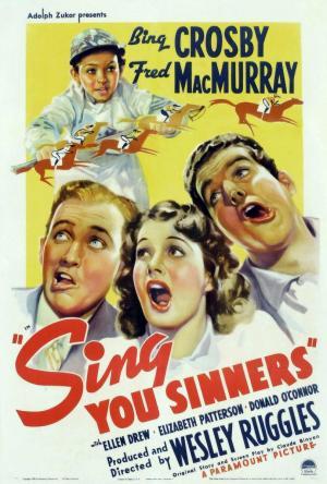 Sing, You Sinners