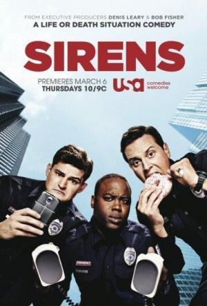 Sirens (TV Series)